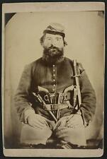 AJ Blue,Urbana,RFD #4,Ohio,cavalry soldier,Union Shell jacket,Remington Revolver