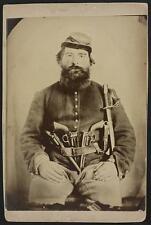 AJ Blue,Urbana,RFD #4,Ohio,cavalry soldier,Union Shell jacket,Remington Revolver