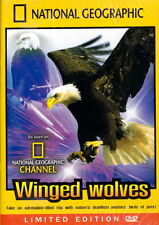 Winged Wolves: Raptor Force - DVD PAL COLOR - Bird of Prey Eagle Documentary