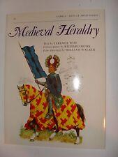 Osprey Men at Arms Medieval Heraldry #99  Wise, Hook, Walker