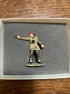 Conte British Paratrooper 54 mm WWII - Moment of Truth #WWII-001 With Box