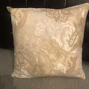 3 Pottery Barn Paisley Euro Pillow Covers