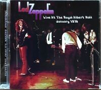 "LED ZEPPELIN ""LIVE AT THE ROYAL ALBERT HALL 1970"" (RARE 2 CD)"