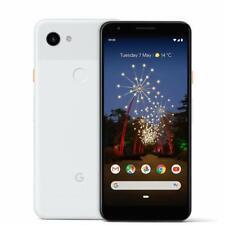 Google pixel 3a 64gb Smartphone Bianco Senza SIM-lock-OTTIMO STATO!