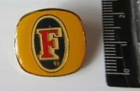 Vintage Fosters Beer Australiana Collectable Badge Pin