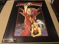 Queen Flash Gordon 1980 Rare Original Usa Only Import Magazine