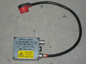 NEW FACTORY OEM 02-10 LAMBORGHINI MURCIELAGO Xenon HID Ballast Headlight Module