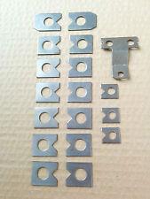Jaguar XK Engine Main Bearing Cap Locktabs for 2.4, 3.4 & 3.8 - Mk2, E Type etc