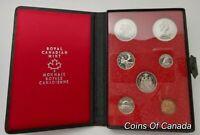 1971 Canada 7 Coin Prestige Double Dollar Specimen Set ORIGINAL! #coinsofcanada