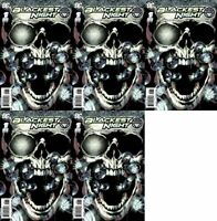 Blackest Night #1 (2009-2010) DC Comics - 5 Comics