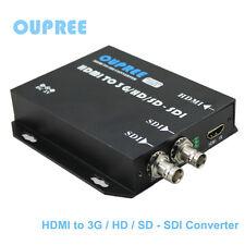 HS104P HDMI to SDI Video Converter Box,Supports 1080P @ 60Hz HDMI to SDI Signals