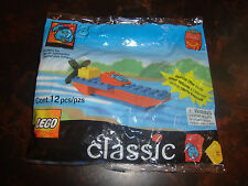 McDonald's--Classic---Lego---Boat---#8---12 Pieces---Factory Sealed---1999