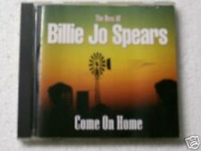 CD BILLIE JO SPEARS-COME ON HOME-CASTLE 1994