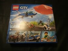 Brand New Lego 60208 Sky Police Parachute Arrest 218 Pieces Ages 5+ Building Toy
