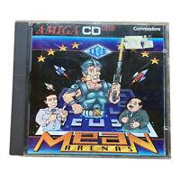 Mean Arenas Commodore Amiga CD 32 ICE Arcade Action/Strategy Retro Untested