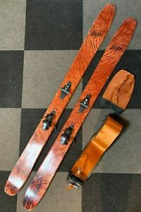 Voile Drifter Touring Skis 172 with Dynafit ST Vertical Bindings + BD Skins