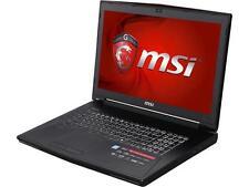 """MSI GT Series GT72 Dominator Pro G-034 17.3"""" Intel Core i7 6th Gen 6700HQ (2.60"""