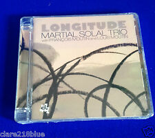 NEW SEALED Martial Solal Trio - Longitude (2008) Jazz CD