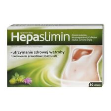 HEPASLIMIN 30 tab healthy liver,weight loss,digestion, maintain body weight