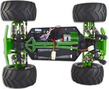 R-SPEC Green Electric Monster Truck RC Radio Remote Control Car HSP