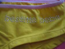 Femina Lingerie studs cute bikini briefs sz M/XL NWT