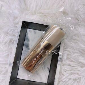 New Sealed bareMinerals Beautiful Finish Brush Full Size foundation powder *Gold