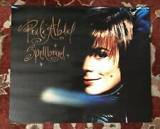 Paula Abdul Spellbound 2 original promotional posters 2 for the Price of 1