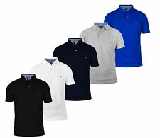 Tommy Hilfiger 40's Two ply Cotton Herren Poloshirt