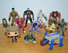 ACTION FIGURE LOT Mixed Spawn TMNT Monsters Custom Fodder Vintage & Modern