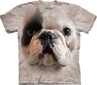 Big Face Dragon The Mountain Adult T Shirt Ebay