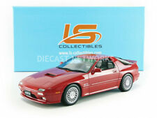 LS Collectibles 1989 MAZDA RX-7 Red 1/18 Scale Limited Edition of 250 New!