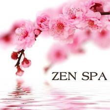 Zen Spa Music CD - Relaxation, Meditation, Salon, Massage, Beauty Spa Therapy