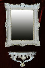 Miroirs blancs pour la décoration intérieure Couloir
