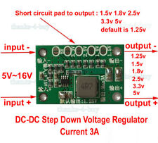 3A 5v 9V 12v To 3.3v 5v DC-DC Buck Step-down Power Supply Converter Module