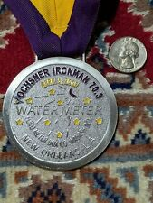 2009 Ironman Finisher Medal New Orleans, Louisiana