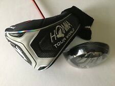 NEW HONMA TW 737 445 Driver 10.5* Loft Graphite Stiff Flex Tour World + Head Cov
