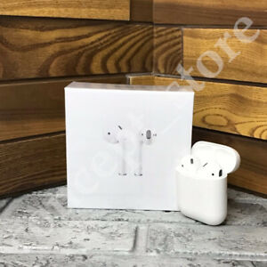 Apple AirPods 2nd Generation with Wireless Charging Case White * New * 2020