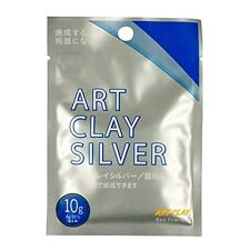 Art Clay Silver 10g A-273 Precious Metal Clay DIY