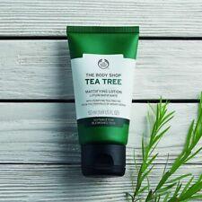 🤍 The Body Shop 💚 Tea Tree Mattifying Lotion 💚 Controls Shine 🤍 NEW 50ml 🤍