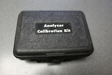 Cadex Analyzer Calibration Kit for C7000 Series 07-130-0001 set of 4