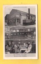 Prairie Du Chien,WI Wisconsin Geisler's Bar and Dining Room at Villa Louis