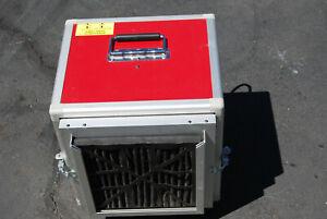 Pullman-Holt A600 Air Scubber negative air machine Husqvarna