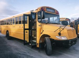 American Skoolie School Bus Camper Motorhome