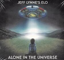 JEFF LYNNE'S ELO: ALONE IN THE UNIVERSE (NEW SEALED CD) Digipak