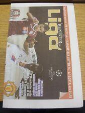 02/10/2012 Cluj v Manchester United [Champions League] (Liga Reporter Newspaper