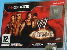 RETROGAMES NOKIA NGAGE NOKIA N-GAGE WWE Aftershock Sealed