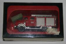 Feuerwehr Modellautos, - LKWs & -Busse von Mercedes im Maßstab 1:87