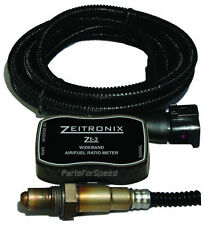 Zeitronix Zt-3 Wideband Air Fuel Ratio Meter plus 4.9 Oxygen Sensor AFR O2 USA