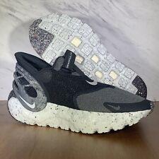 Nike Glide Flyease Men's Size 10 Shoes 'Mercury Grey' Fog DN4919-001 *No Lid
