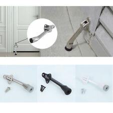 Door Stop Kick Down Door Holder Rubber Buffer Door Mounted Stopper Home Decor